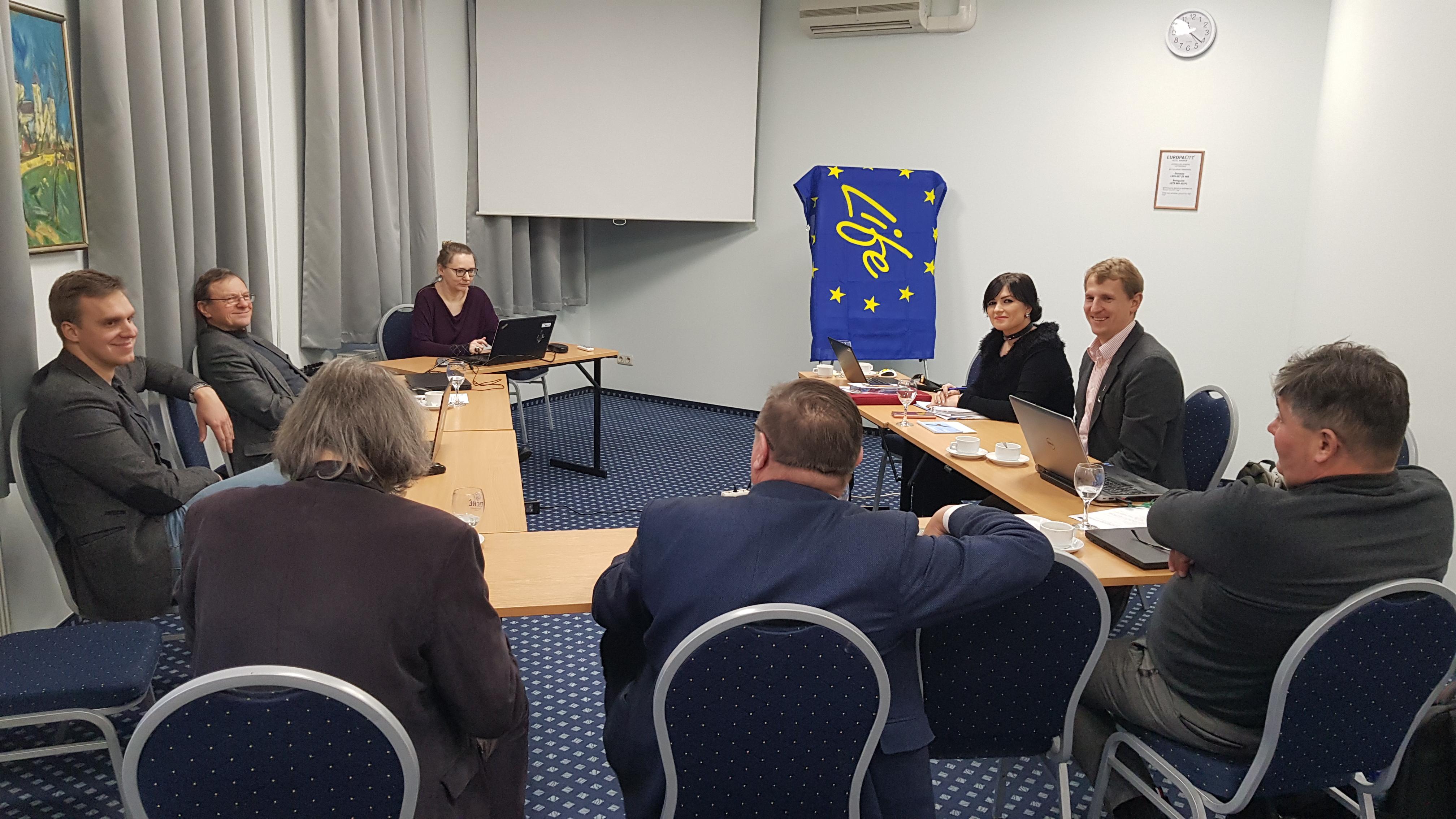 Įvyko paskutinis projekto stebėsenos komiteto posėdis