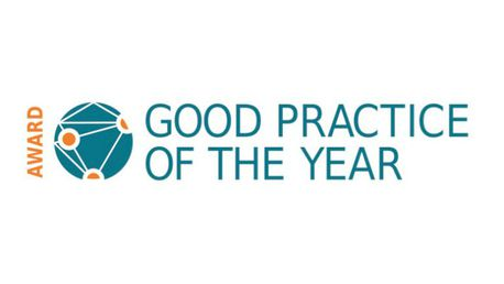 "The call for submissions for the 3rd ""Good Practice"" award is open!"